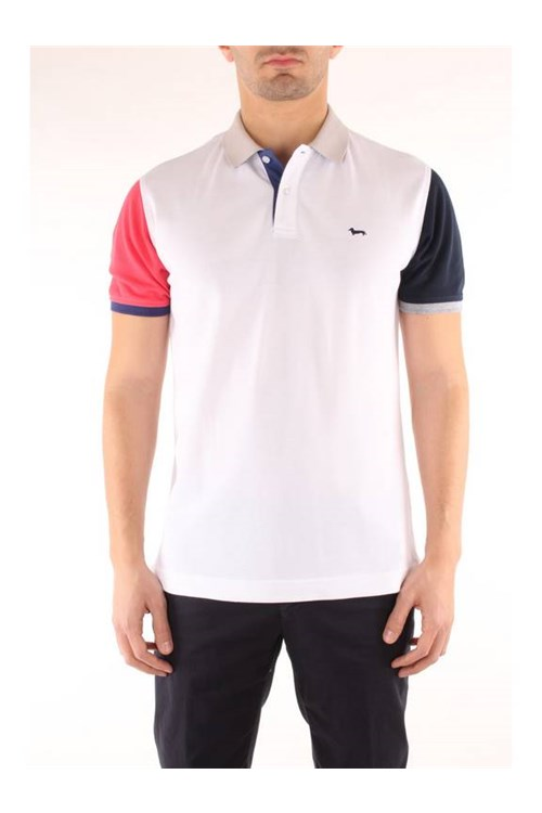 Harmont & Blaine Polo shirt WHITE