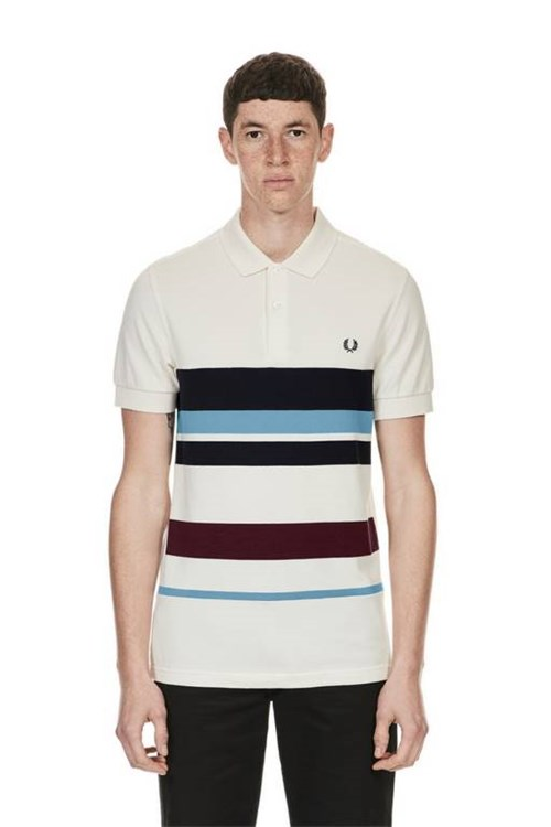 Fred Perry T-shirt ECRU