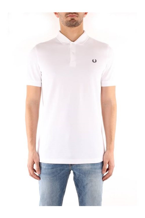 Fred Perry T-shirt WHITE