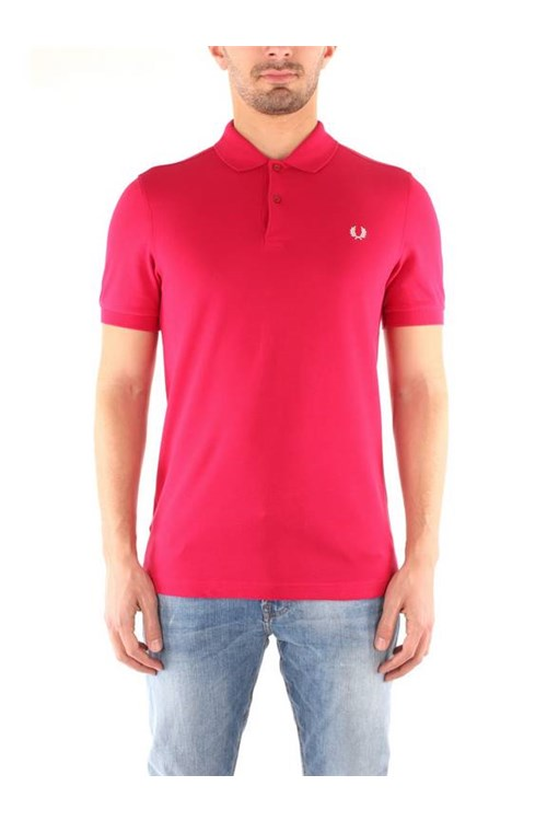 Fred Perry T-shirt BRICK RED