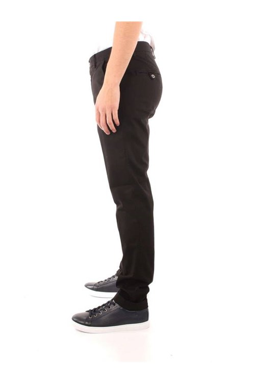 Mason's - Powell Trousers BLACK