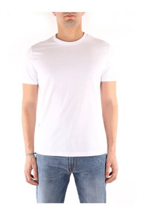 Diadora Clothing Man Short sleeve WHITE 502.161924