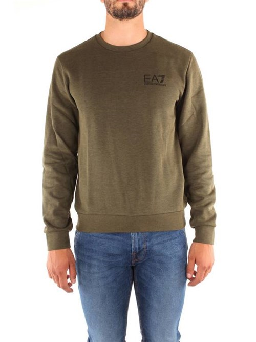 Ea7 Clothing Man Hooded GREEN 6ZPM68