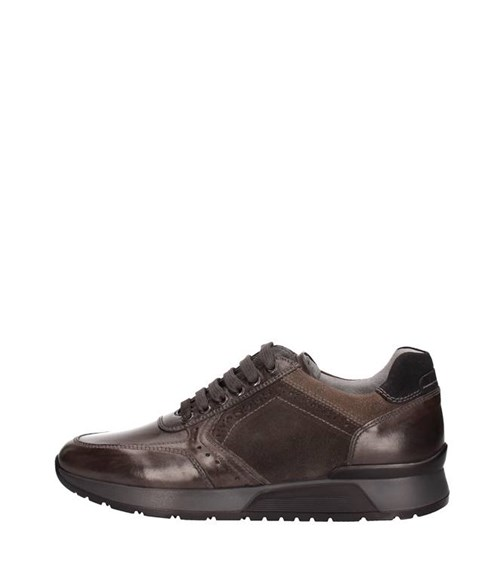 Nero Giardini Shoes Man low GREY A800469U