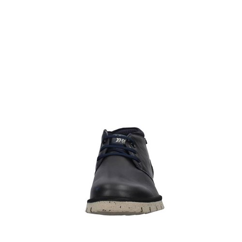 Callaghan Shoes Man Ankle BLUE 86902
