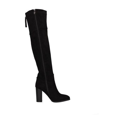 Luciano Barachini Shoes Women Boots BLACK BB153A