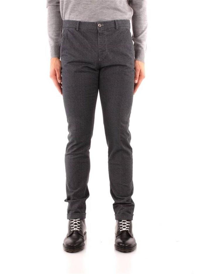 0c1d5f6528 Pantaloni Mason's - Powell Uomo - GRIGIO - Vendita Pantaloni On line ...