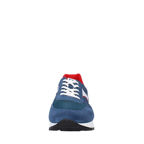 Nero Giardini Shoes Man low WATER BLUE P900942U