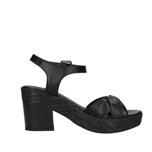 Tres Jolie Shoes Woman With heel BLACK 5103/LEA