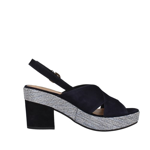 Tres Jolie Shoes Woman With heel BLUE 2663/LEA