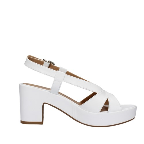 Tres Jolie Shoes Woman With heel WHITE 2501/G60