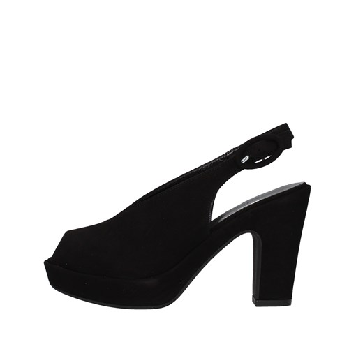 Tres Jolie Shoes Woman With heel BLACK 2640/MARA