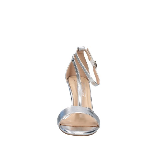 Gattinoni Roma Shoes Woman With heel SILVER PENVA0869WL