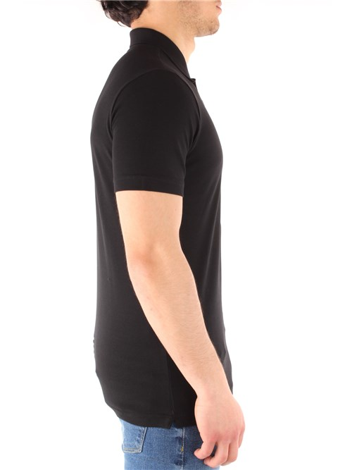 Ea7 Clothing Man Short sleeves BLACK 3GPF52