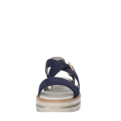 Callaghan Shoes Woman With wedge NAVY BLUE 22703