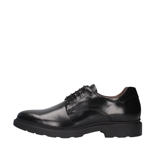Nero Giardini Shoes Man Laced BLACK A901141U