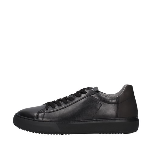 Nero Giardini Shoes Man low BLACK A901291U