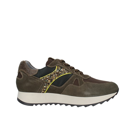 Nero Giardini Shoes Woman low GREEN A908902D