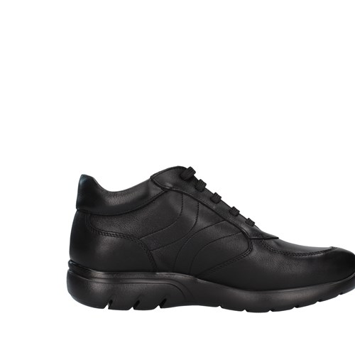 Callaghan Shoes Man low BLACK 14006