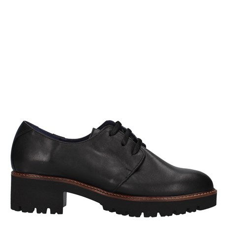 Callaghan Shoes Woman Loafers BLACK 13426