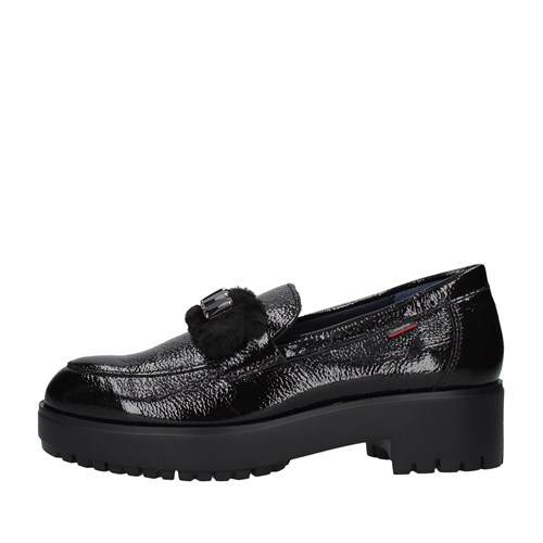 Callaghan Shoes Woman Loafers BLACK 25302