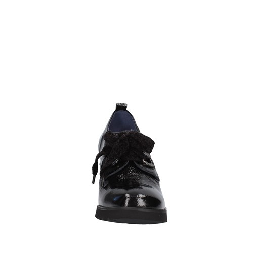 Callaghan Shoes Woman Laced BLACK 25700