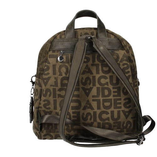 Desigual Bags Accessories Backpacks GREEN 19WAKA05