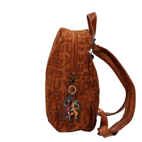 Desigual Bags Accessories Backpacks BROWN 19WAKA05