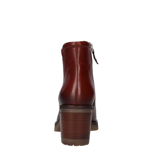 Triver Flight Shoes Woman boots BROWN 307-02