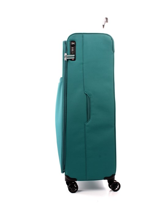 American Tourister Luggage suitcases Large Baggage GREEN 94G004005