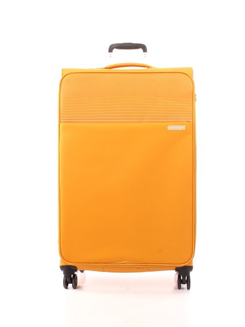 American Tourister Luggage suitcases Large Baggage YELLOW 94G006005