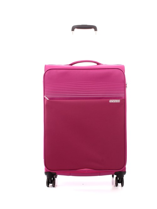 American Tourister Luggage suitcases Medium Baggage FUCHSIA 94G091004