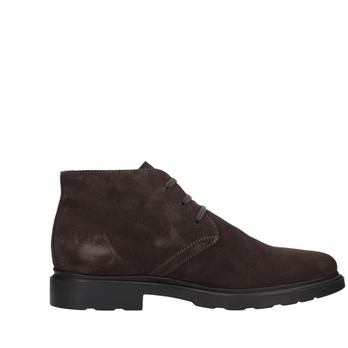 Nero Giardini Shoes Man Ankle BLACK A901132U