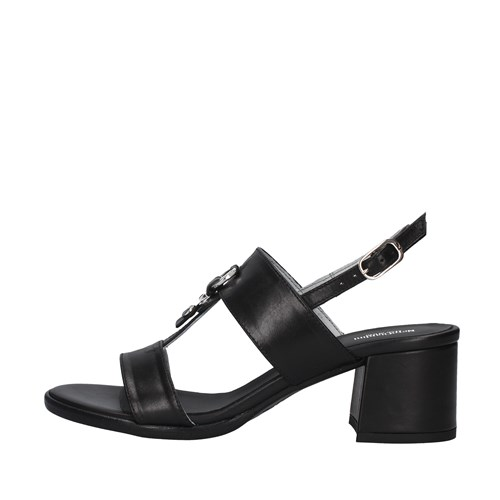 Nero Giardini Shoes Woman With heel BLACK E012264D