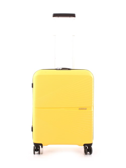 American Tourister Bags suitcases By hand YELLOW 88G006001