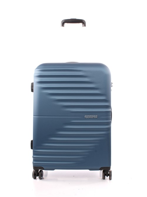 American Tourister Bags suitcases Middle NAVY BLUE MA0041002