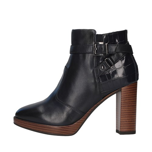 Nero Giardini Shoes Woman boots BLUE I013011D