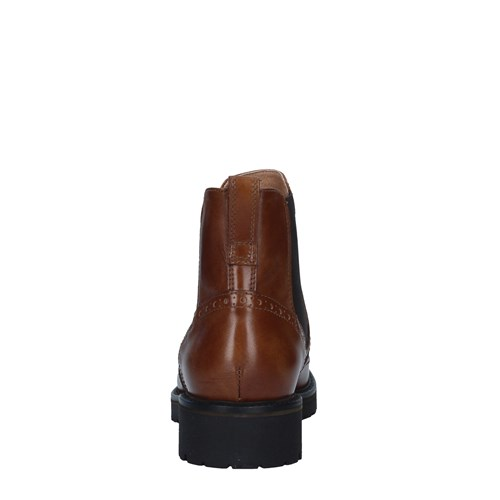 Nero Giardini Shoes Woman boots BROWN I013123D