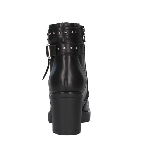 Nero Giardini Shoes Woman boots BLACK I014100D