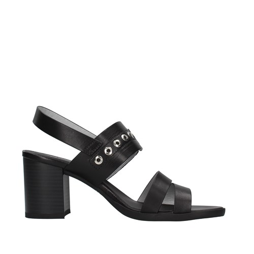Nero Giardini Shoes Woman With heel BLACK E115561D