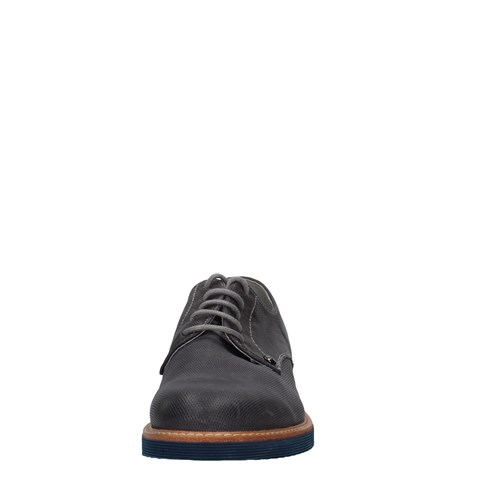 Nero Giardini Shoes Man Laced BLUE P704971U