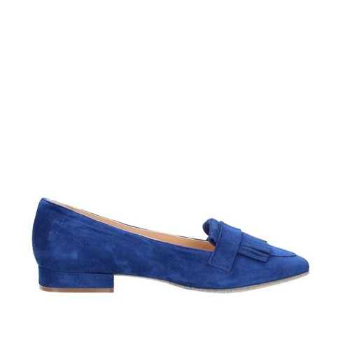 Cristian Daniel Shoes Woman Loafers BLUE 7937