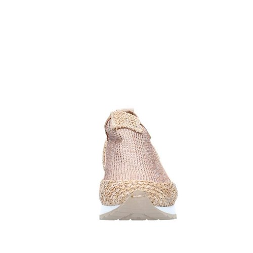 Sara Lopez Shoes Woman With wedge PINK 18111