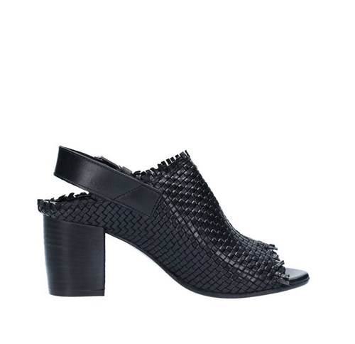 Zoe Shoes Woman With heel BLACK 600011