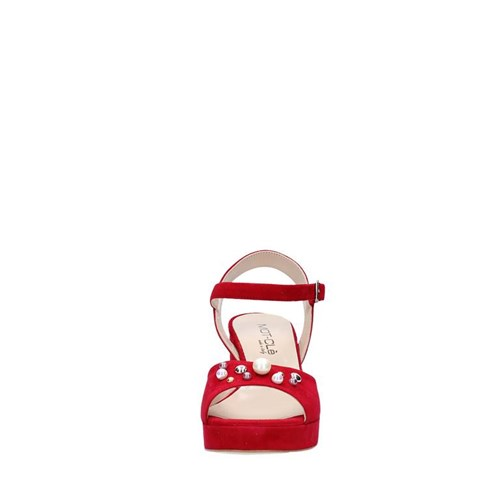 Mot-cle' Shoes Woman Netherlands RED MOT0869