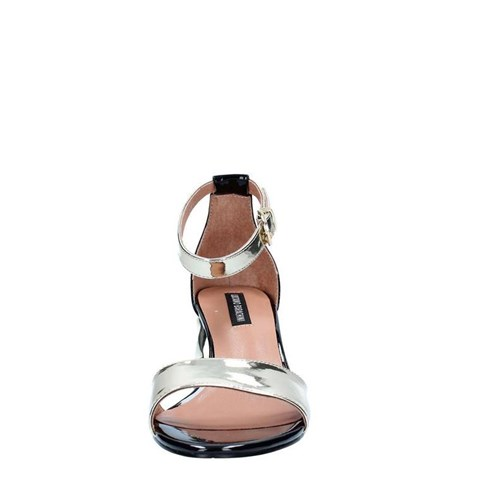 Luciano Barachini Shoes Woman With heel GOLD 11262A
