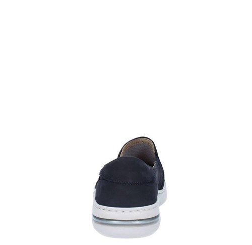Callaghan Shoes Man Loafers BLUE 14103