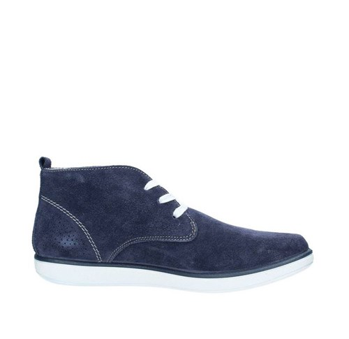 Igi&co Shoes Man Ankle BLUE 1124300