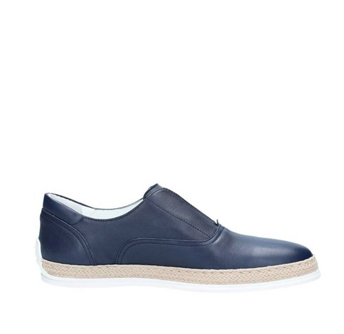 Triver Flight Shoes Man Loafers BLUE 997-02