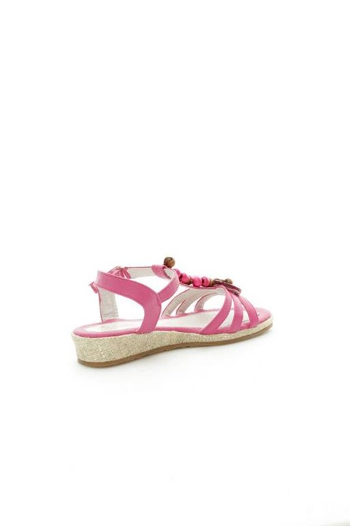 Canguro Shoes Child Sandals FUCHSIA V6710